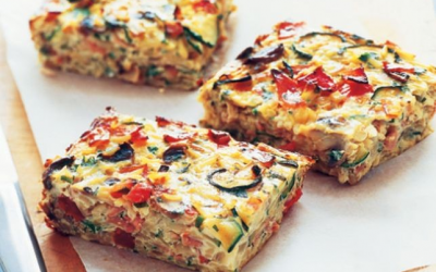 Nutritious and Delicious Frittata